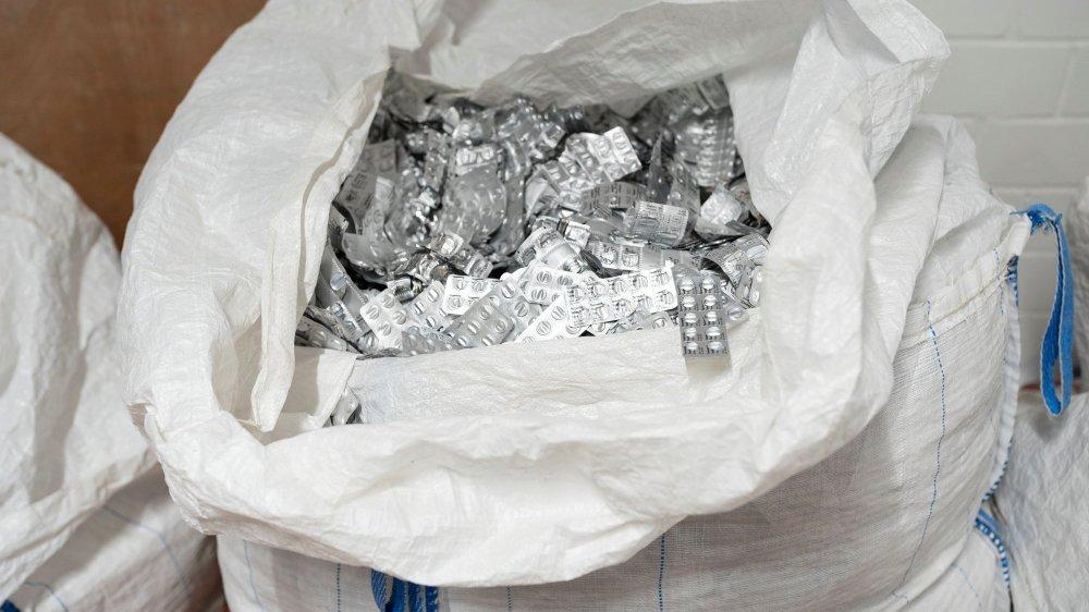 Les faits incriminés remontent au 6 juin 2018, lorsque la police neuchâteloise a contrôlé un transport de déchets médicaux (photo d'illustration).