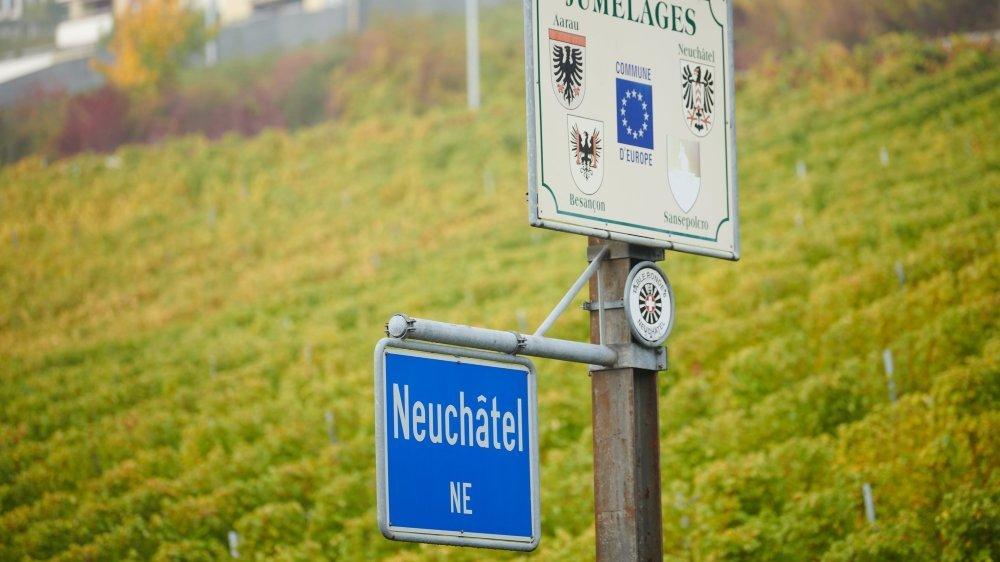 Dès le 1er janvier prochain, la ville de Neuchâtel s'étendra aux villages voisins.