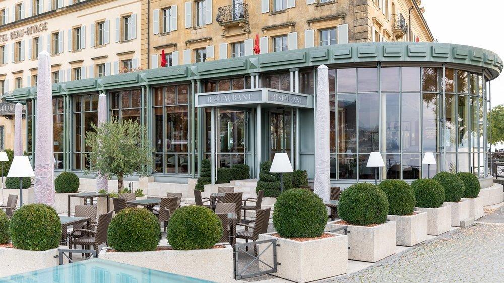 L'hôtel Beau-Rivage de Neuchâtel va rouvrir dimanche 25 octobre.