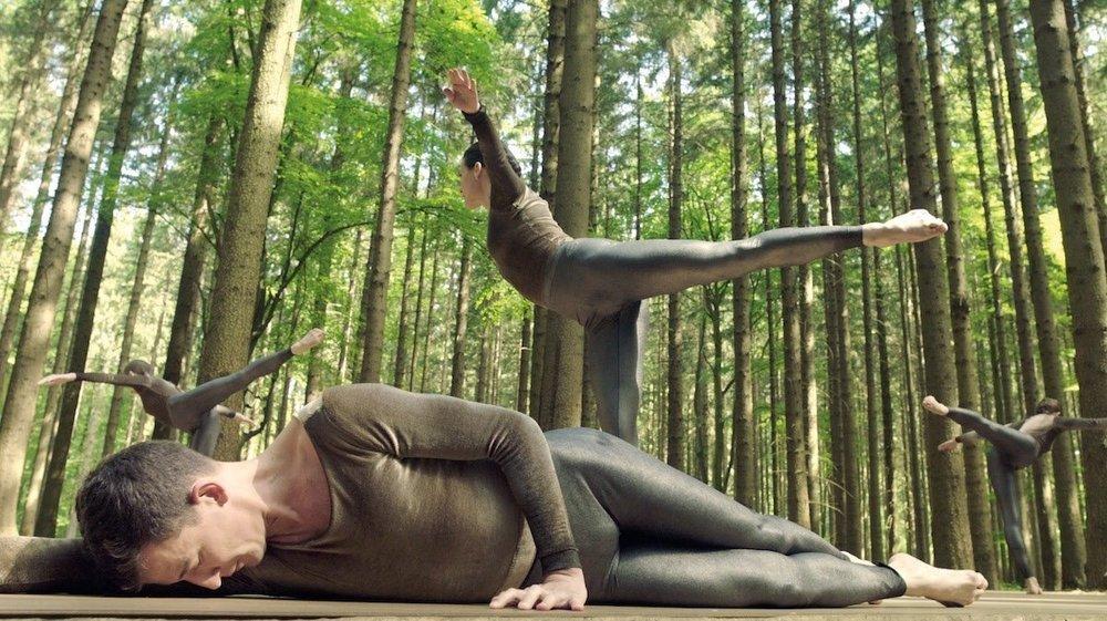 Les ballets de Merce Cunningham en 3D, c'est encore plus fort.