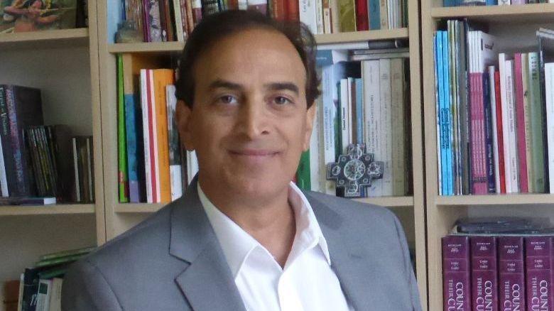Christian Ghasarian, professeur à l'Institut d'ethnologie de Neuchâtel.
