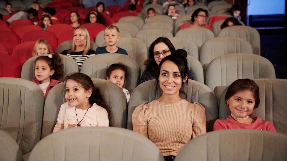 Les films jeune public marchent toujours, mais depuis lundi, les spectateurs de plus de 12 ans devront porter un masque lors des séances.