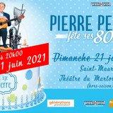 Pierre Perret « fête ses 80 ans »