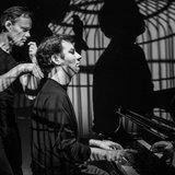 Iddo Bar-Shaï - piano, Philippe Beau - ombromane