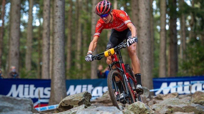 Alexandre Balmer repart à la chasse aux médailles mondiales