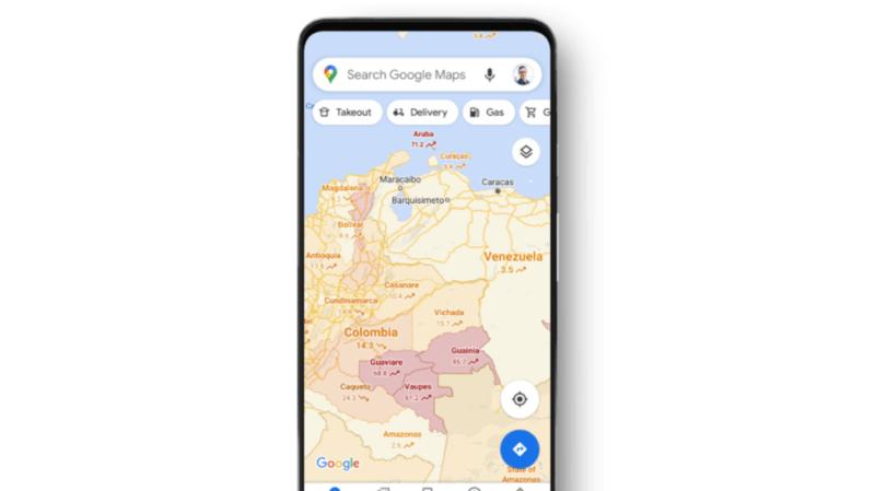 Coronavirus: Google Maps cartographie désormais les zones d'infection