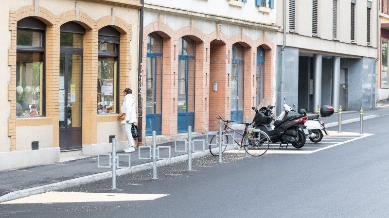 Le vélo va prendre plus de place en ville de Neuchâtel