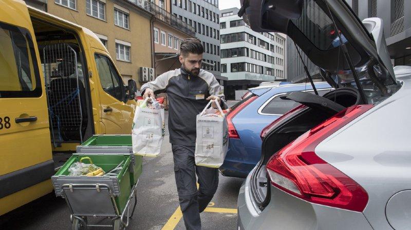 Supermarché en ligne: LeShop.ch va devenir Migros.ch d'ici fin 2020