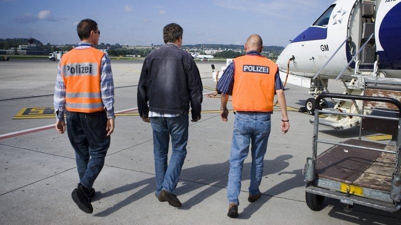 Neuchâtel: expulsé pour des actes d'ordre sexuel sur une fille de 16 ans