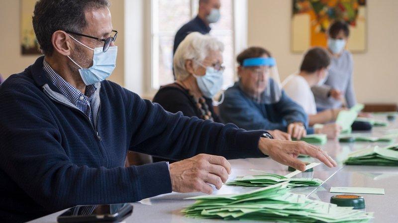 Franches-Montagnes: quatre nouveaux élus, dont une Verte