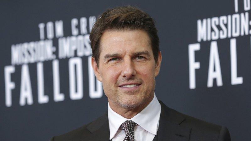 Tom Cruise va tourner un film à bord de l'ISS en octobre 2021