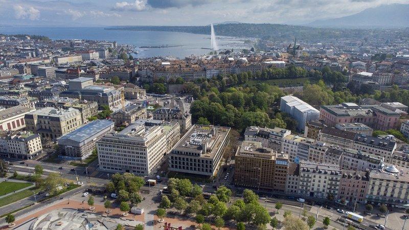 Genève talonne désormais Zurich.