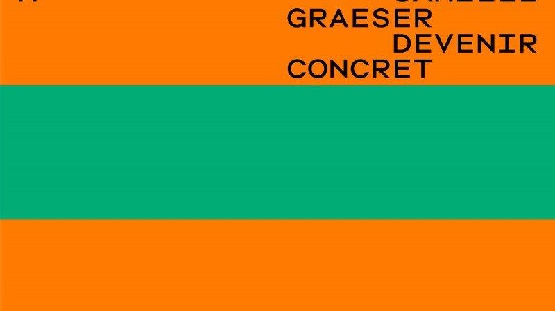 """Exposition """"Camille Graeser. Devenir concret"""""""