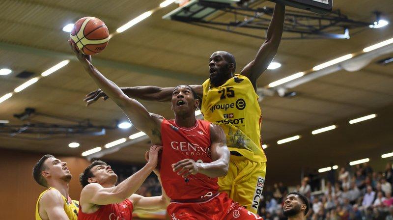 Basket: Union Neuchâtel tient le «digne remplaçant» de Williams