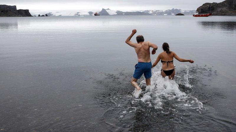 Climat: année la plus chaude depuis plus de 30 ans dans la péninsule Antarctique