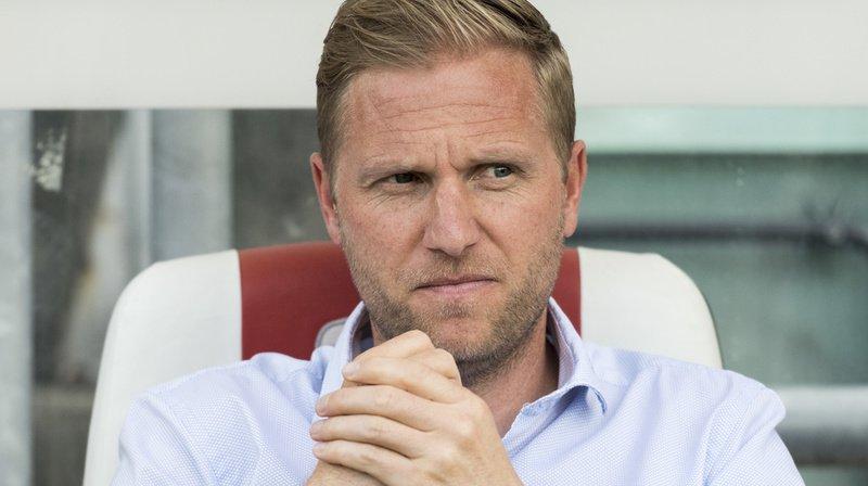 L'entraîneur de Thoune Marc Schneider se retire