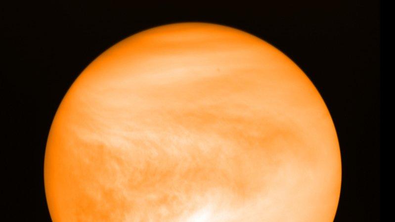 Espace: la prochaine mission vers Vénus sera peut-être privée