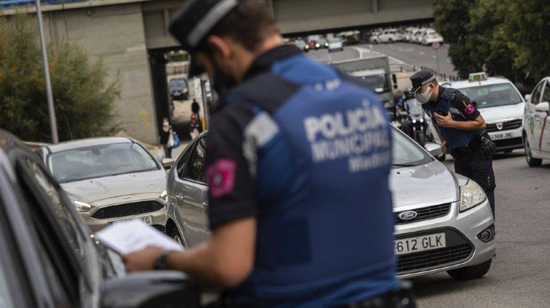 """Dénoncé par """"un citoyen"""", l'homme a été arrêté (illustration)."""
