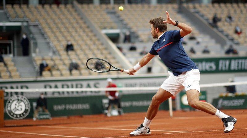 Tennis - Roland-Garros: Wawrinka ne laisse que six jeux à Murray