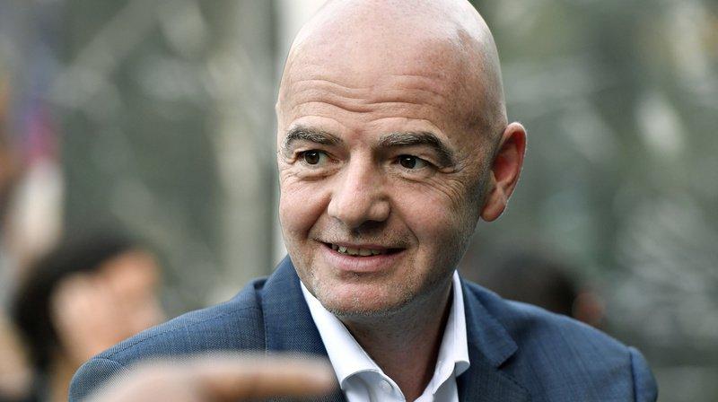 Affaire Lauber: Gianni Infantino s'exprime sur ses rencontres avec l'ex-procureur