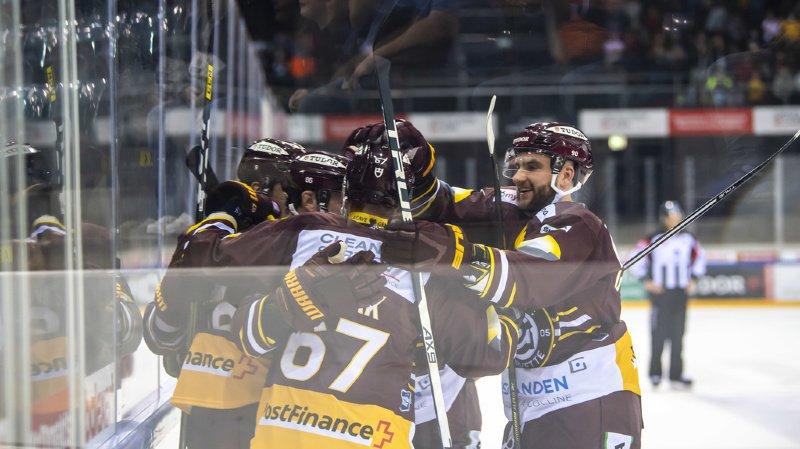 Hockey – National League: Genève commence bien, Lausanne et Fribourg battus