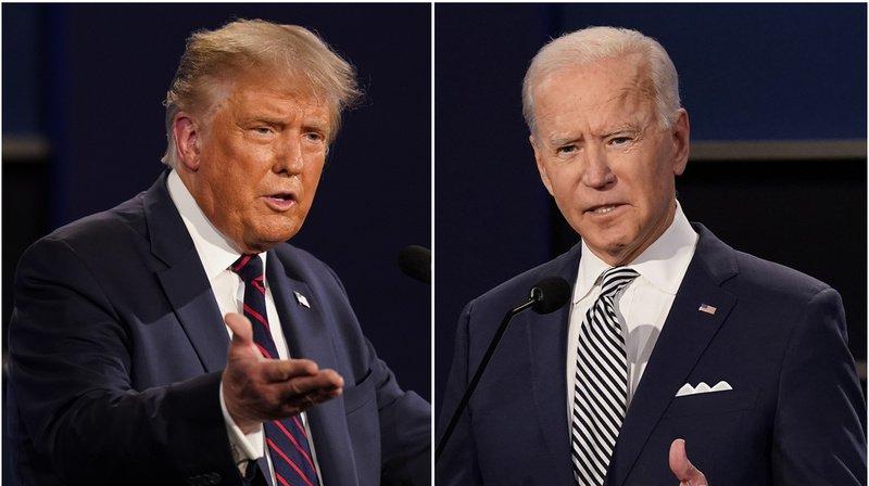 À la suite du blocage d'un article controversé sur Joe Biden de la part de Facebook et Twitter, Donald Trump n'a pas manqué de réagir.