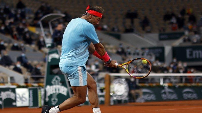 Tennis - Roland-Garros: Nadal égale Federer en gagnant son 20e titre du Grand Chelem