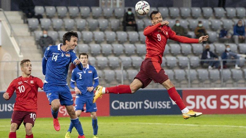 Football: la Suisse qualifiée pour l'Euro M21