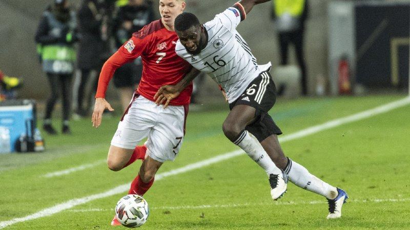 La Suisse se retrouve au 16e rang du classement FIFA (archive).
