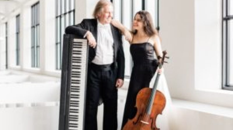 Récital de la violoncelliste Estelle Revaz