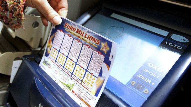 Loteries: aucun joueur ne devine la bonne combinaison de l'Euro Millions