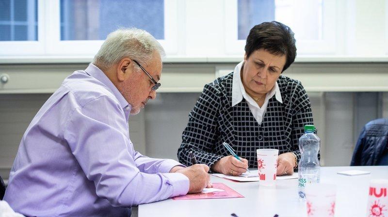 Chômage des seniors: progrès en vue