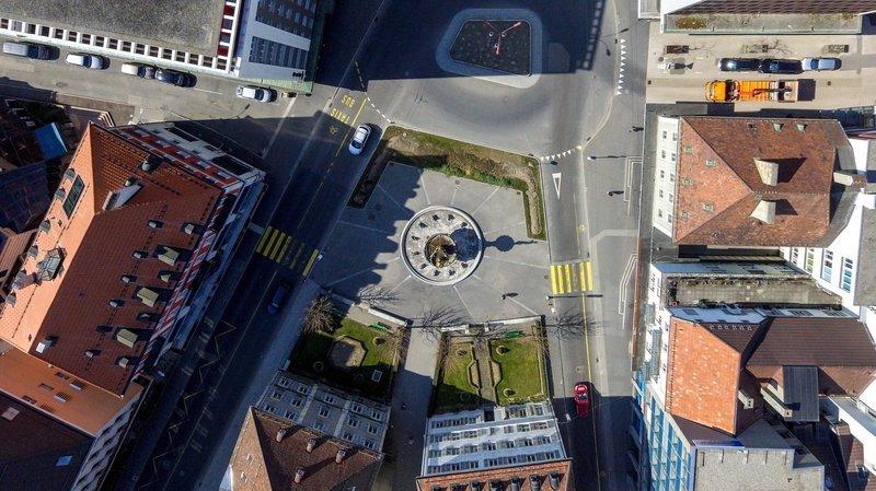 La Chaux-de-Fonds: une déambulation à l'aveugle pour découvrir la ville par ses sons