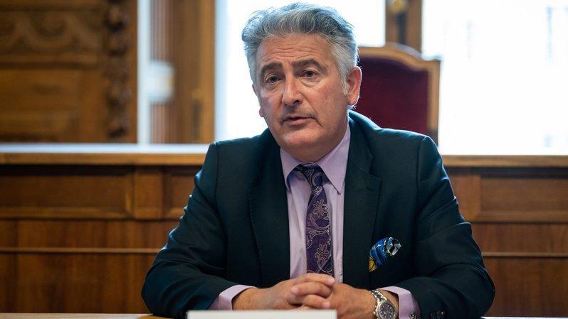 Président de la Ville de Neuchâtel, Thomas Facchinetti a été testé positif au Covid-19