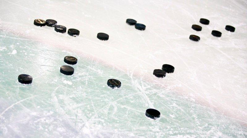 Les pucks risquent de geler sur les patinoires régionales ces prochains jours.