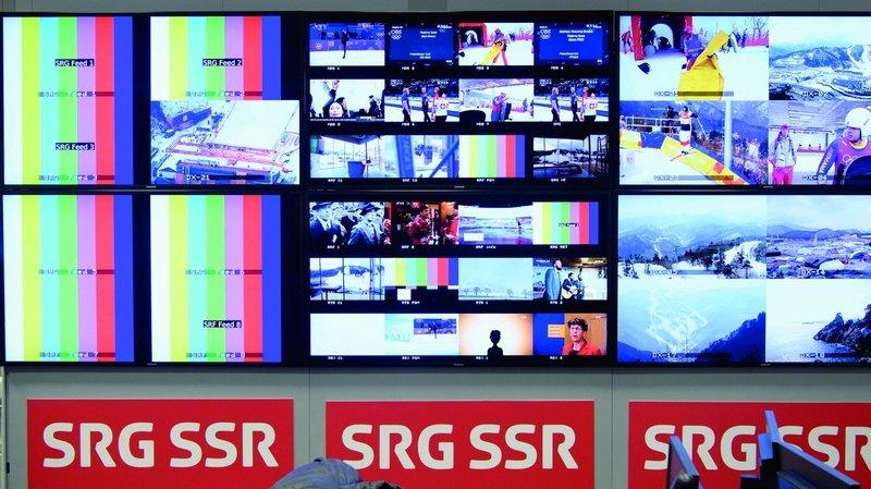 Médias: la SSR va supprimer 250 postes d'ici à 2024