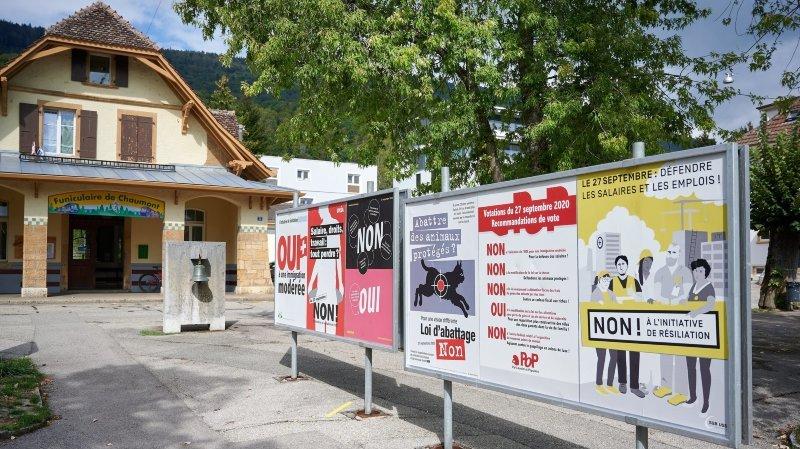 Votations fédérales: en dehors des avions, Neuchâtel a voté comme la Suisse