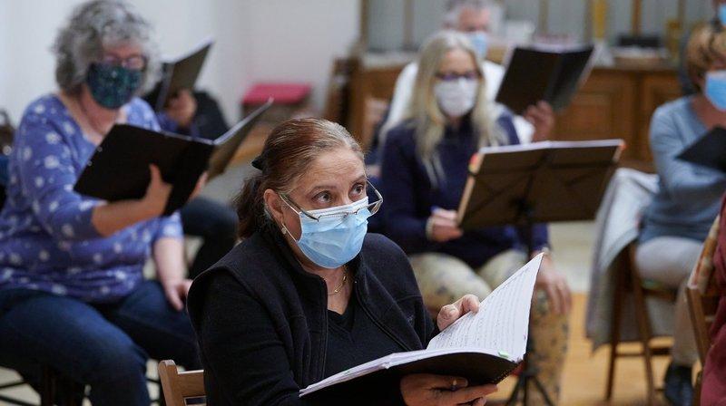 Covid-19: les chorales et fanfares neuchâteloises réduites au silence