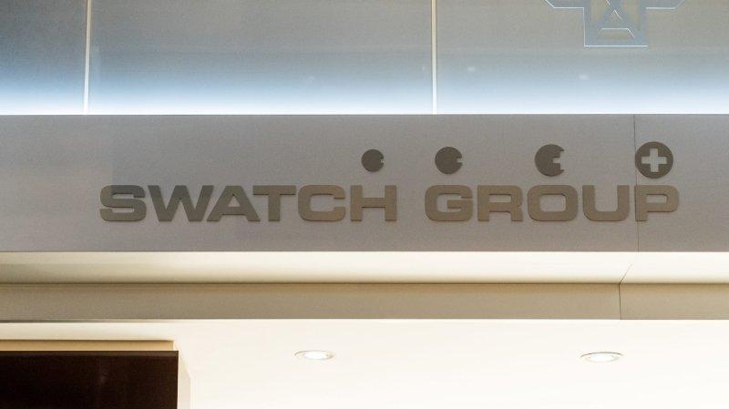 Swatch se remet de la cyberattaque