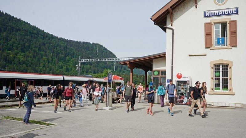 Val-de-Travers: développer la qualité de vie et le tourisme, mais comment?