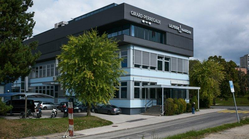 La Chaux-de-Fonds: plus de 90 employés ont dû quitter Girard-Perregaux et Ulysse Nardin