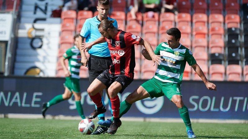 Football: le milieu Alexandre Pasche prolonge d'une année avec Xamax