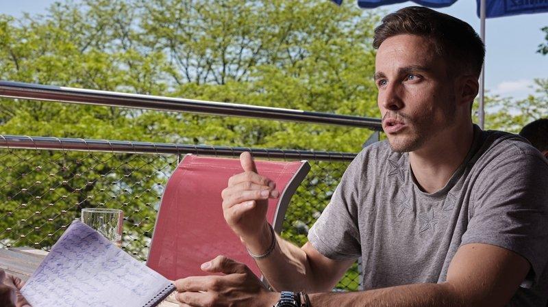 Super League: Mickaël Facchinetti passe de Sion à Lugano