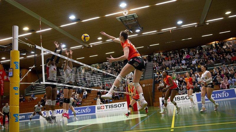 Volleyball: le NUC relance la défense de son titre à Cheseaux