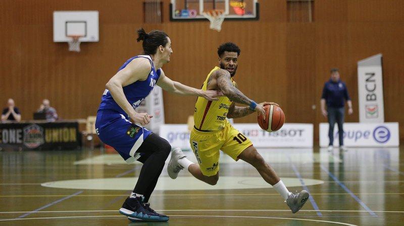 Basketball: Union termine sa préparation par une victoire à Boncourt