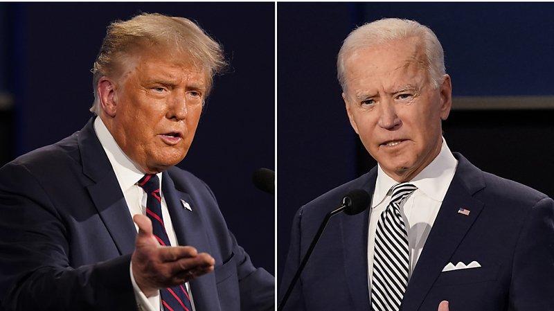 Présidentielle américaine: le second débat entre Trump et Biden n'aura pas lieu