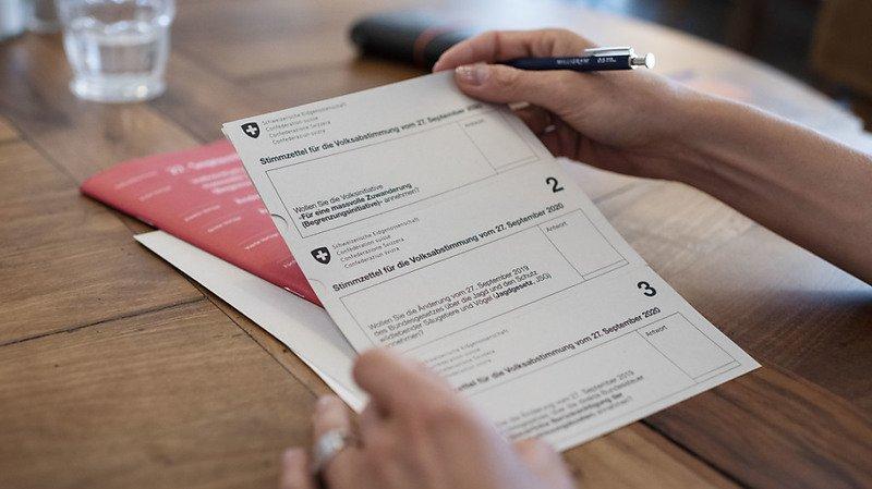 Les électeurs ont été nombreux à renvoyer leur bulletin de vote par la Poste (image symbolique).