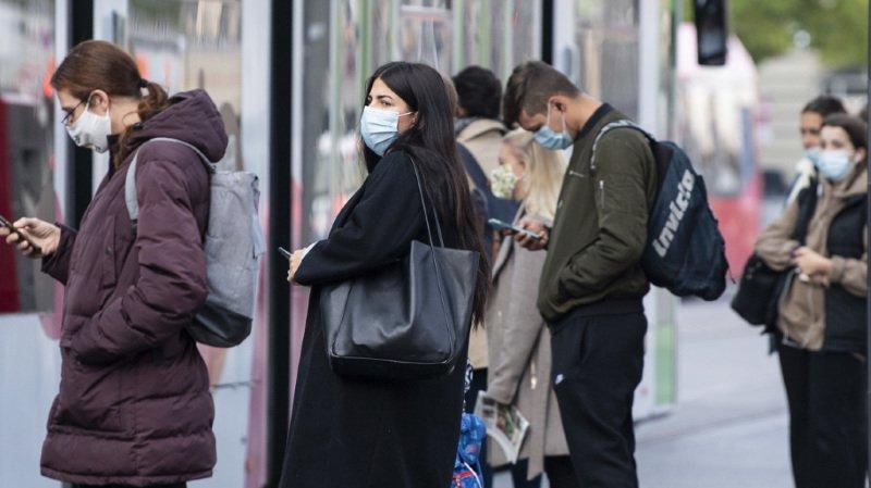 Coronavirus: l'obligation de porter un masque pourrait être étendue à l'extérieur
