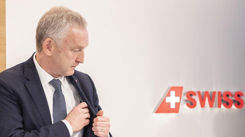 Thomas Klühr, le patron de Swiss, part à la fin de l'année 2020
