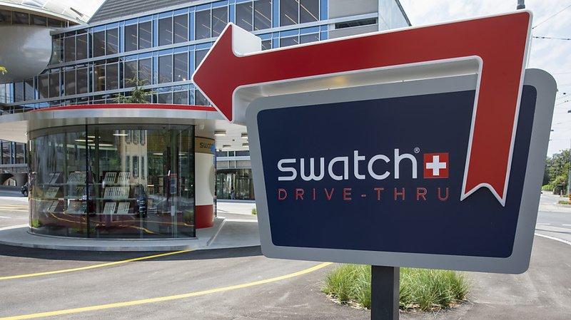 Swatch a été victime d'une cyberattaque ce week-end